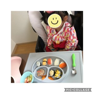 赤ちゃん寿司